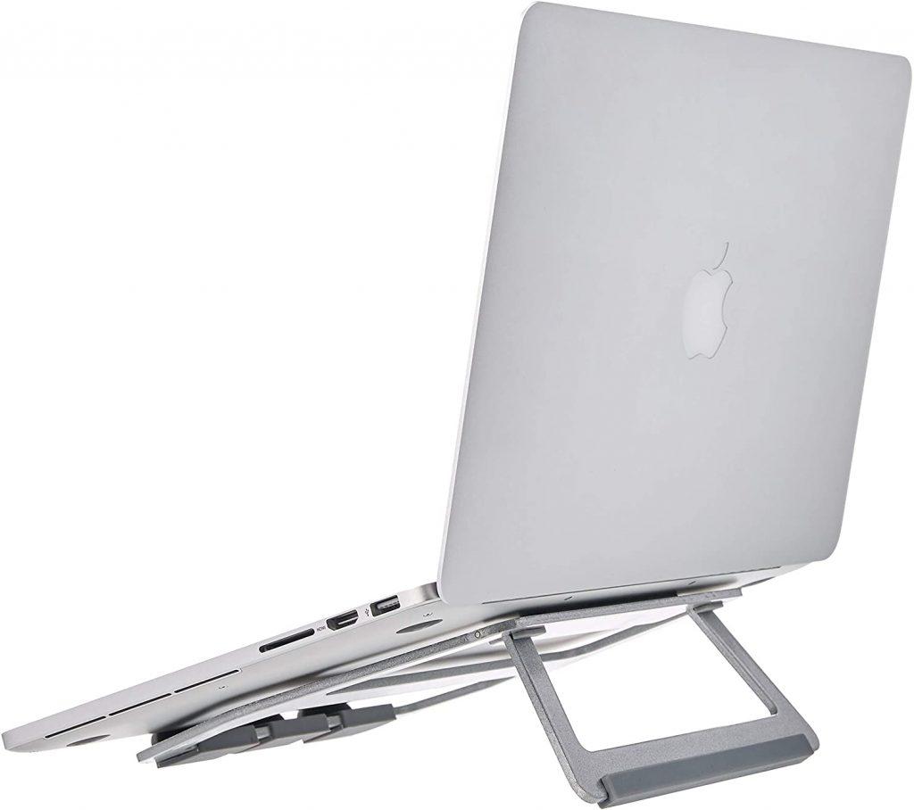 Soporte plegable aluminio portátil
