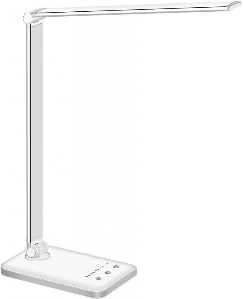 Flexo LED escritorio USB móvil