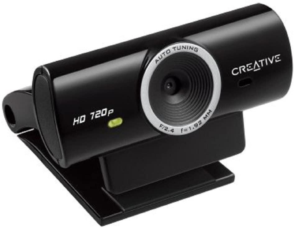 Webcam barata Creative