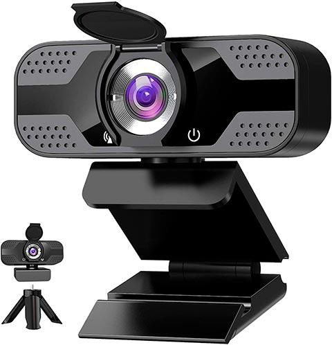 Webcam recomendada en Amazon