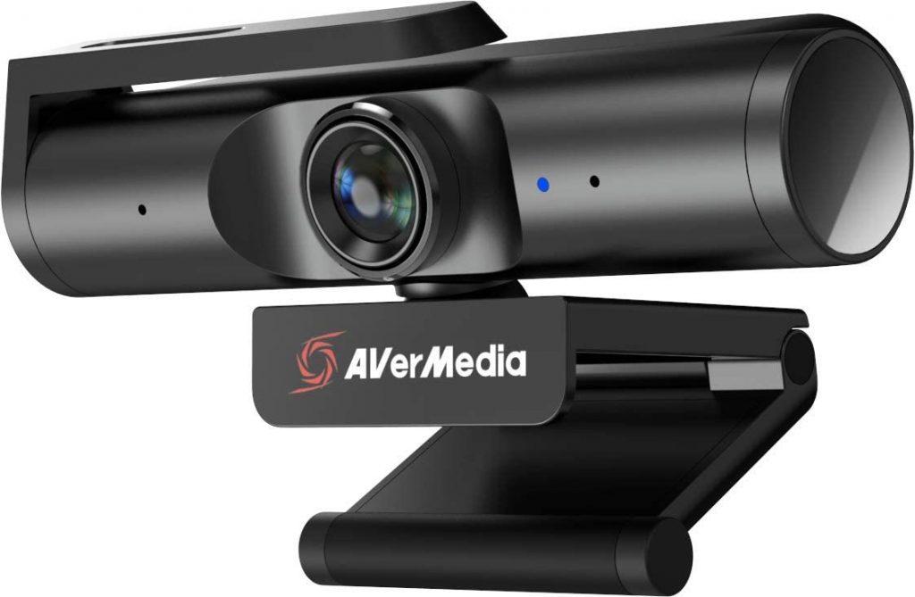 Webcam AverMedia para streaming profesional