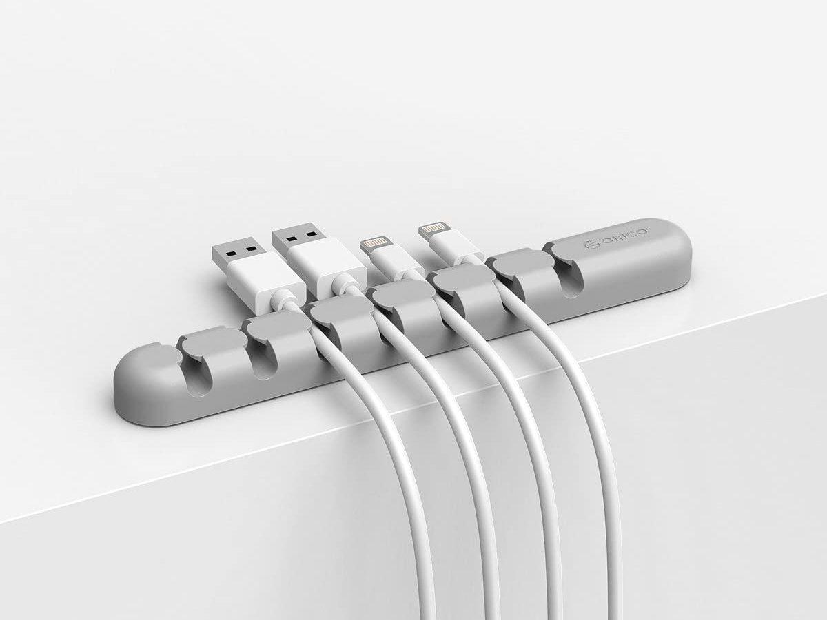 Organizador cables